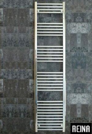400/1800 KROM FLAD Håndklæderadiator-0