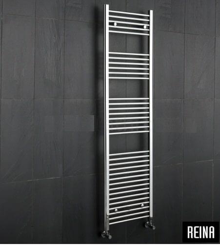 500/1800 KROM FLAD Håndklæderadiator-0