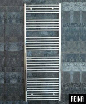 600/1800 KROM FLAD Håndklæderadiator-0