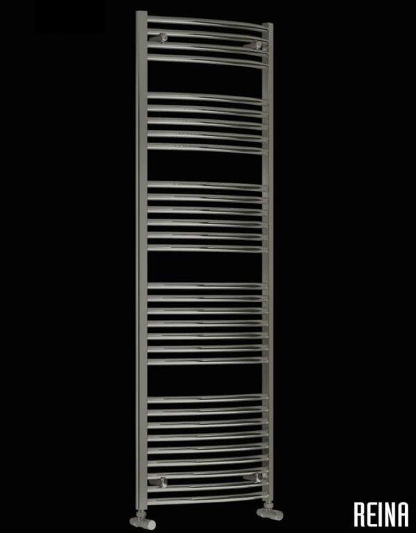 500/1800 KROM OVAL Håndklæderadiator-0