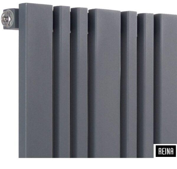 BONERA 325/1800 BLACK/ANTHRACIT DETALJE