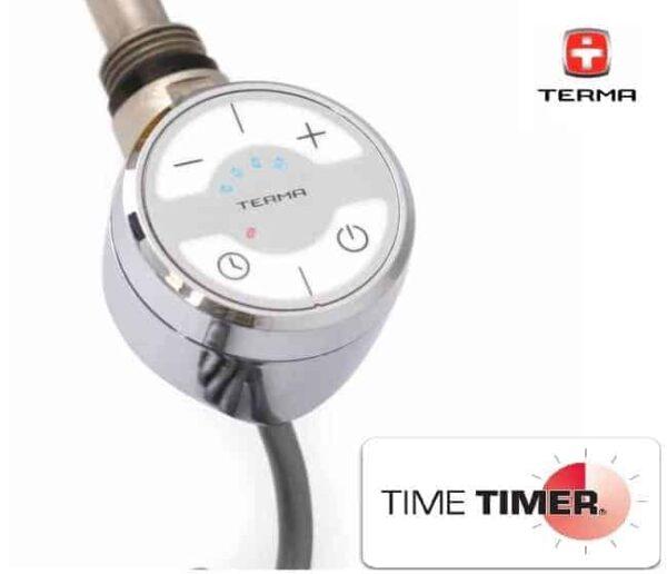 TERMOSTAT & ''TIMER'' FUNKTION FINDES 26 FORS. STØRRELSER-3036