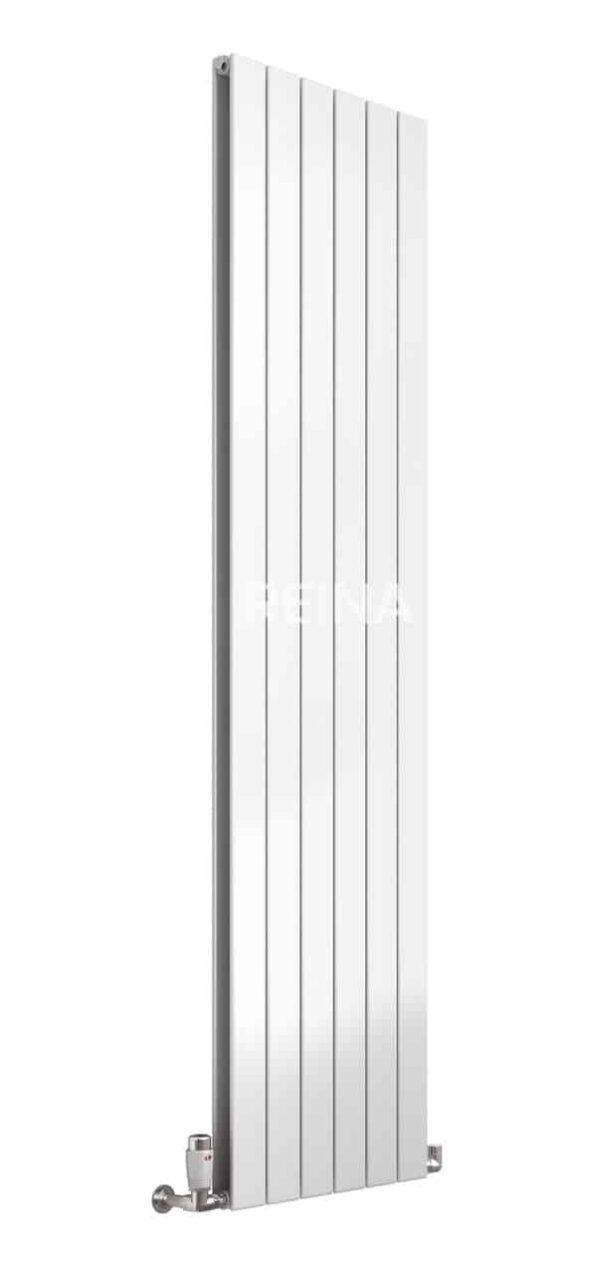 FLAT VERTIKAL DOBBELT RADIATOR-4360