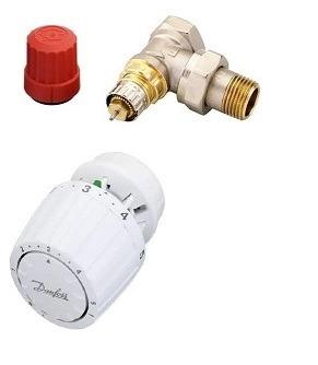 Radiatorer ventiler